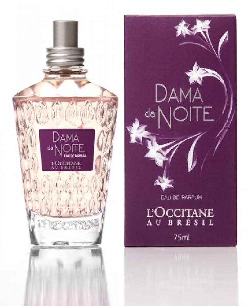 L'Occitane au Brésil lança seu primeiro Eau de Parfum inspirado na flor Dama da Noite