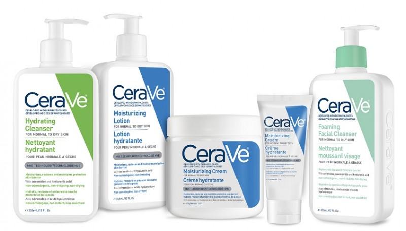 L'Oréal adquire CeraVe e mais duas marcas da Valeant