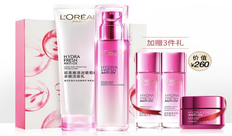 L'Oréal vê mercado de beleza caindo 8% no primeiro trimestre
