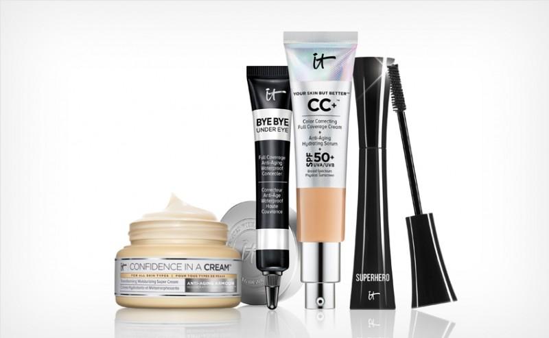 L'Or�al assina acordo para comprar IT Cosmetics, fabricante norte-americana de produtos para pele e maquiagem