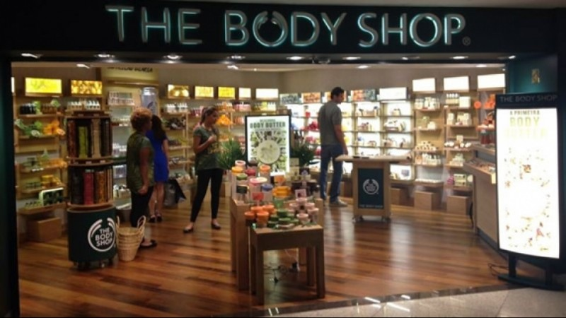 L'Oréal considera vender marca The Body Shop