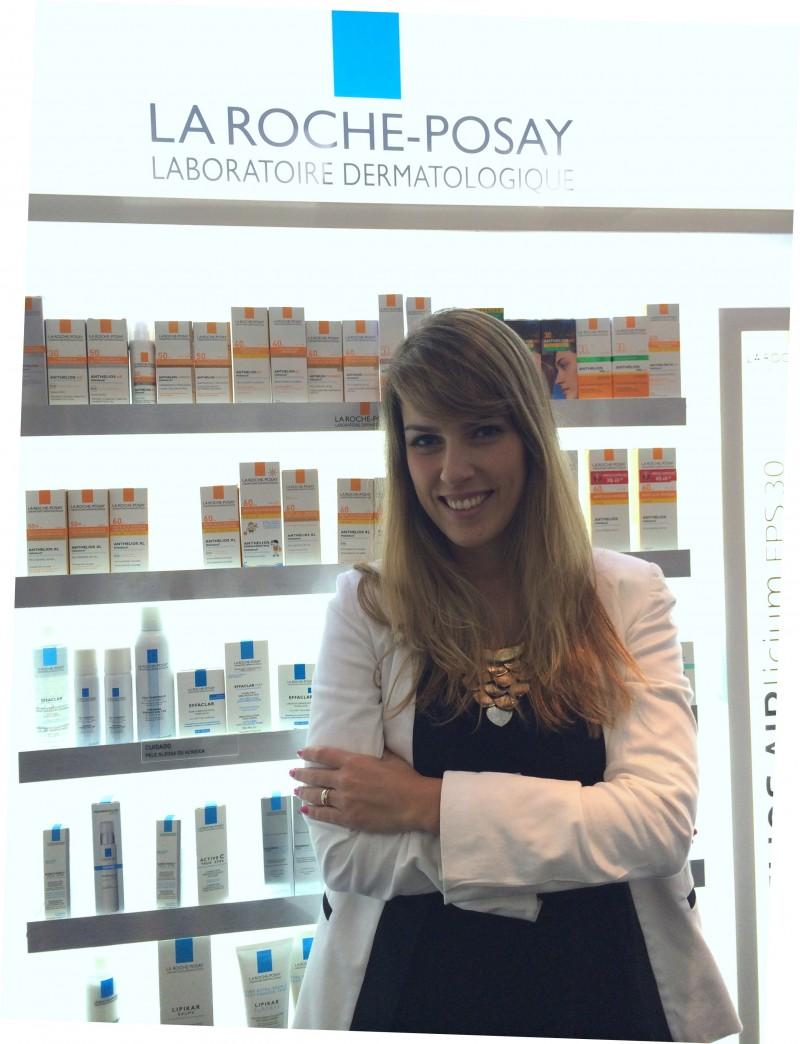La Roche-Posay, da Divis�o Cosm�tica ativa da L�Or�al, tem nova diretora de Marketing no Brasil