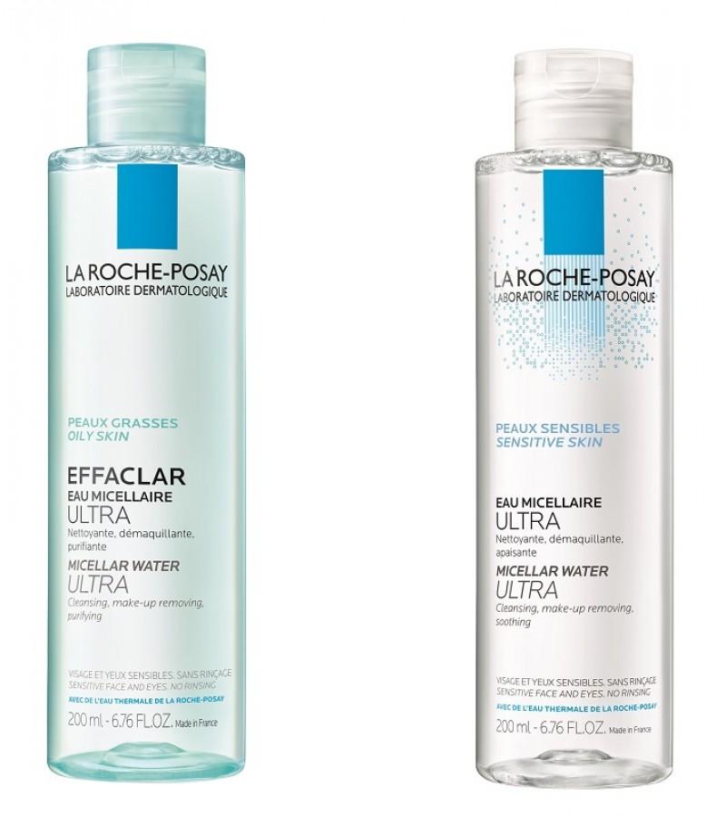 La Roche-Posay lança duas novas soluções para limpeza aprofundada da pele