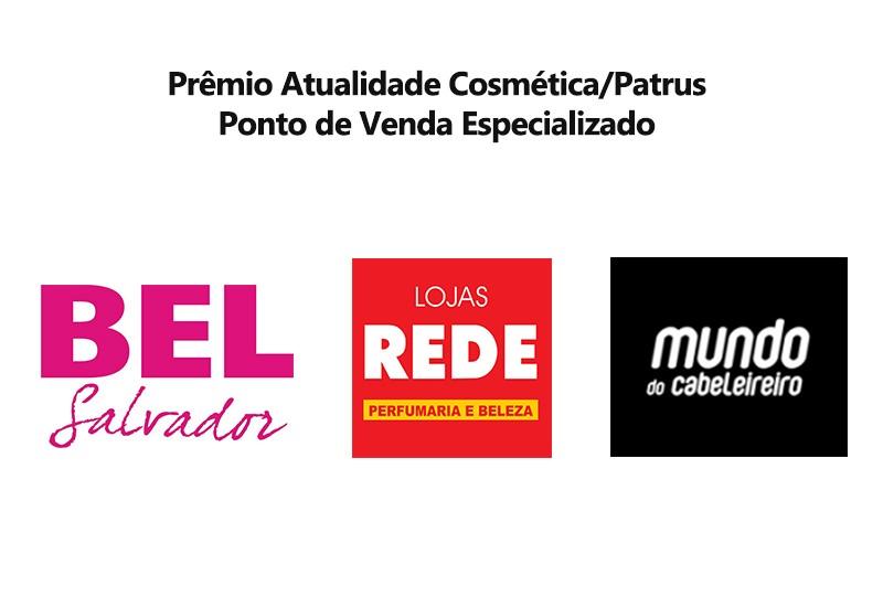 Leia mais sobre os varejistas que concorrem ao troféu de Ponto de Venda Especializado do Prêmio Atualidade Cosmética/Patrus