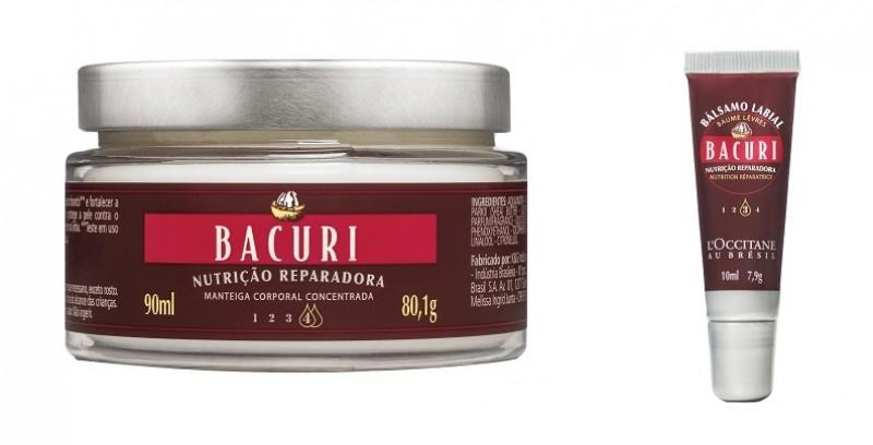 Linha Bacuri, da L'Occitane au Brésil, ganha dois novos produtos