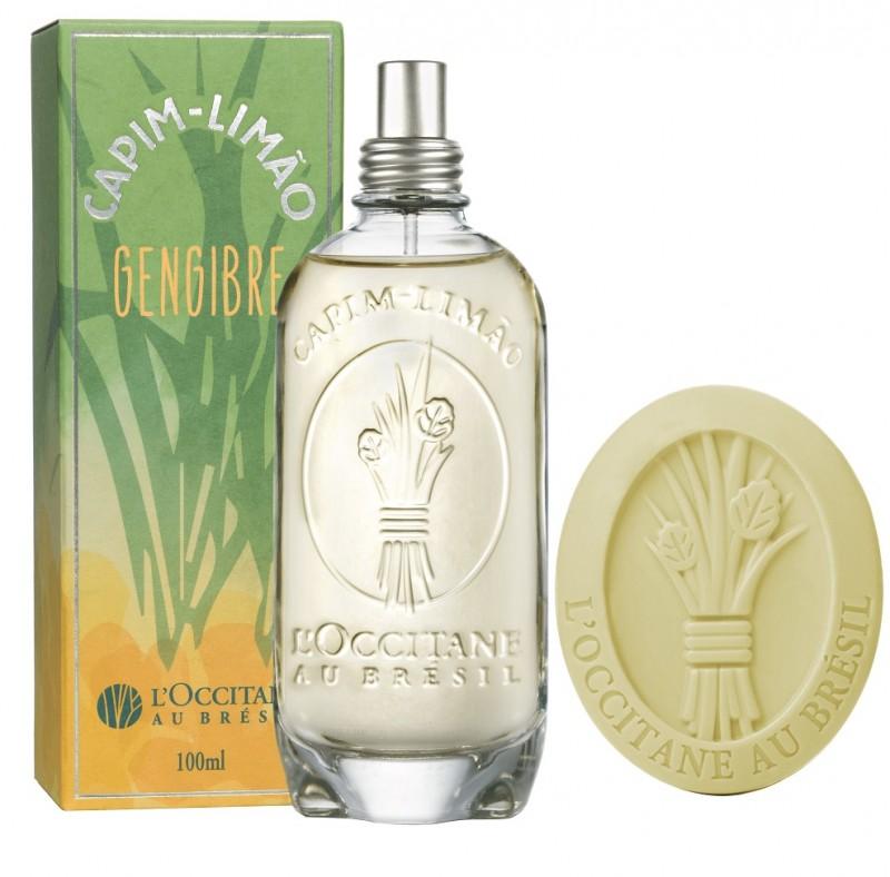 Linha Capim-Limão, da L'occitane au Brésil, ganha nova fragrância e sabonete perfumado