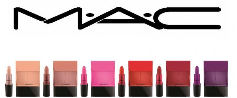 M.A.C lança linha de perfumes inspirada em batons de sucesso de seu portfólio