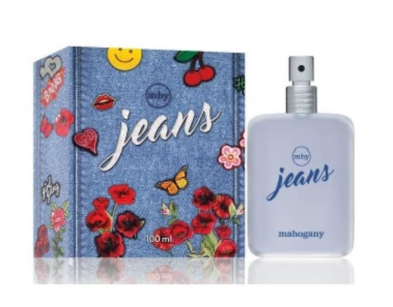 Mahogany apresenta sua nova fragrância Jeans