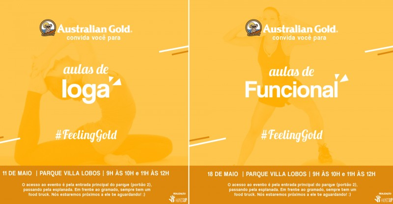 Marca Australian Gold oferece atividades gratuitas no Parque Villa-Lobos