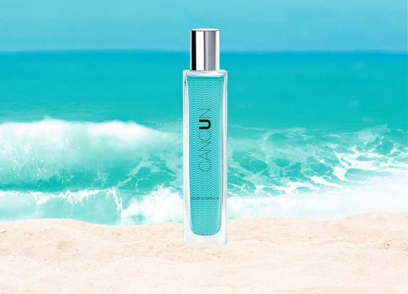 Marca de cosméticos da Tupperware lança novo perfume feminino