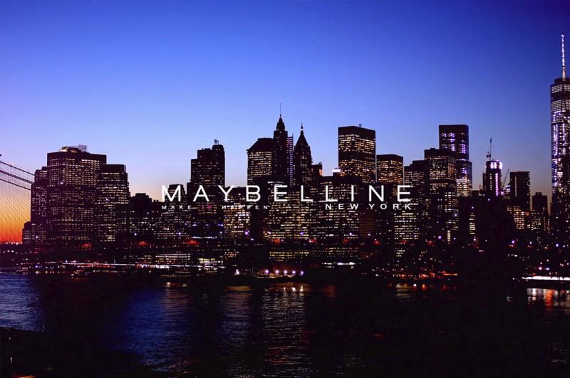 Maybelline patrocinará exposição Color Factory, em Nova York