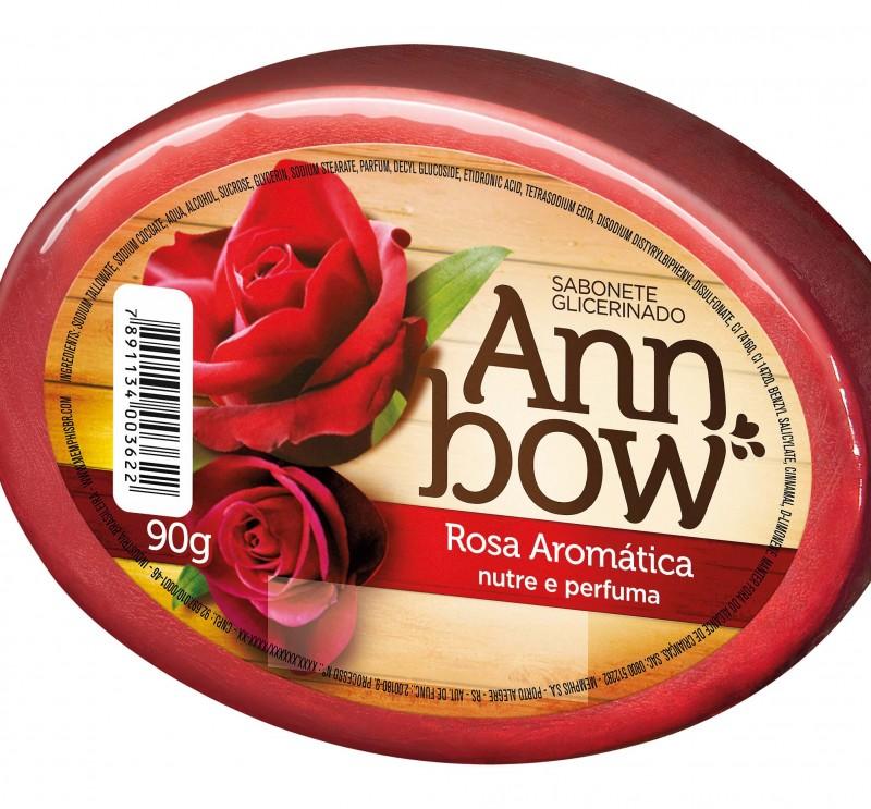 Memphis lan�a estojo com sabonetes glicerinados Ann Bow