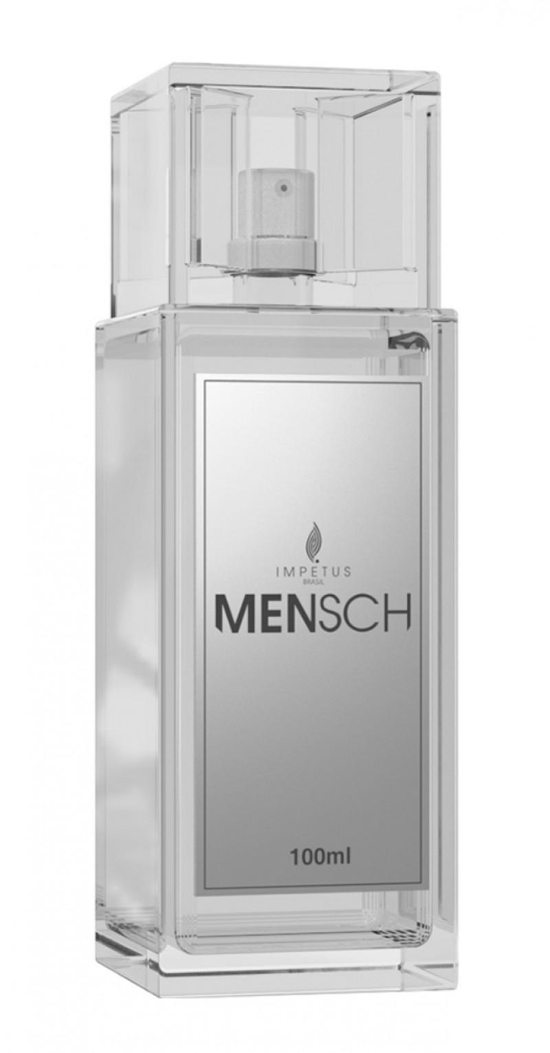 Mensch lança sua primeira fragrância oriental amadeirada