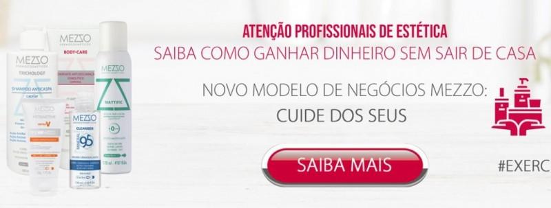 Mezzo Dermocosméticos lança novo programa Cuide dos Seus para profissionais da estética