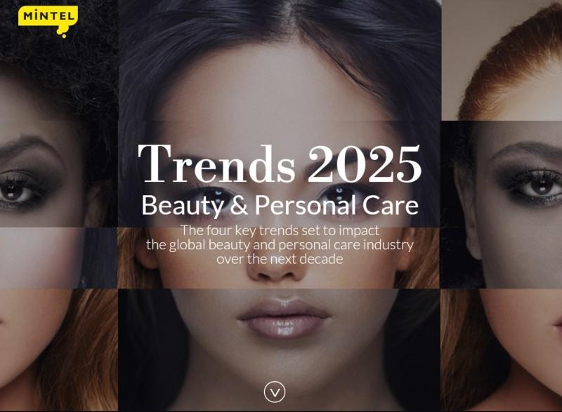Mintel indica quatro tendências de Beleza que impactarão o mercado global até 2025