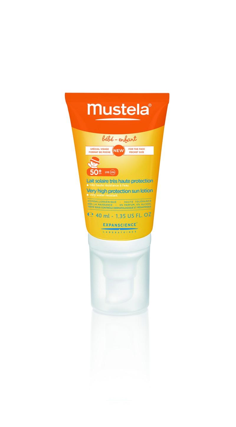 Mustela apresenta novos protetores solares para beb�s e crian�as