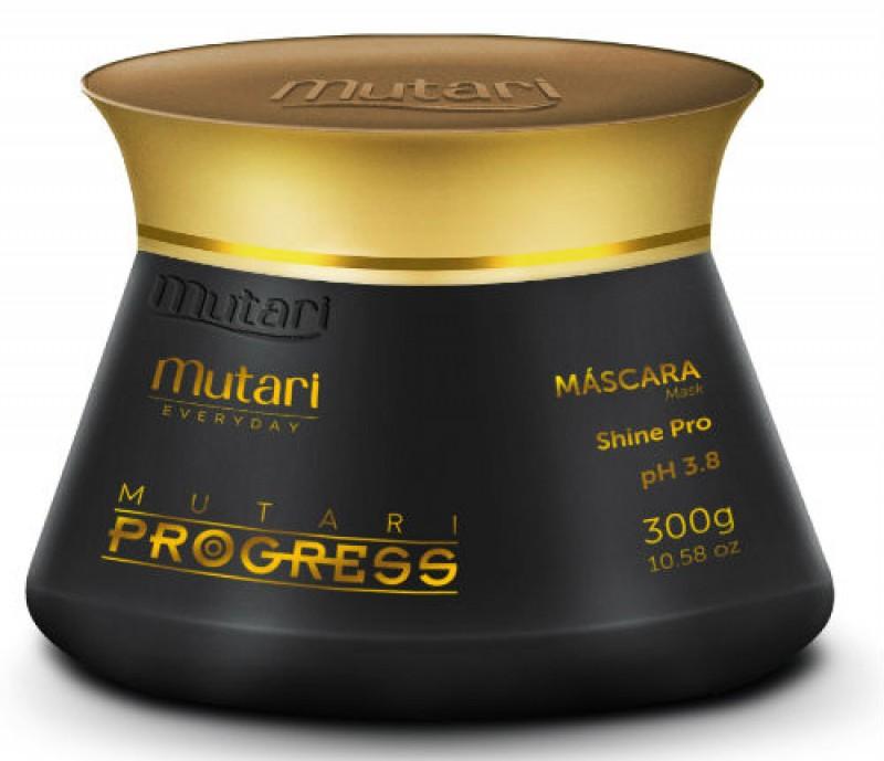 Mutari lança linha Progress - Transformação capilar com apenas um único passo