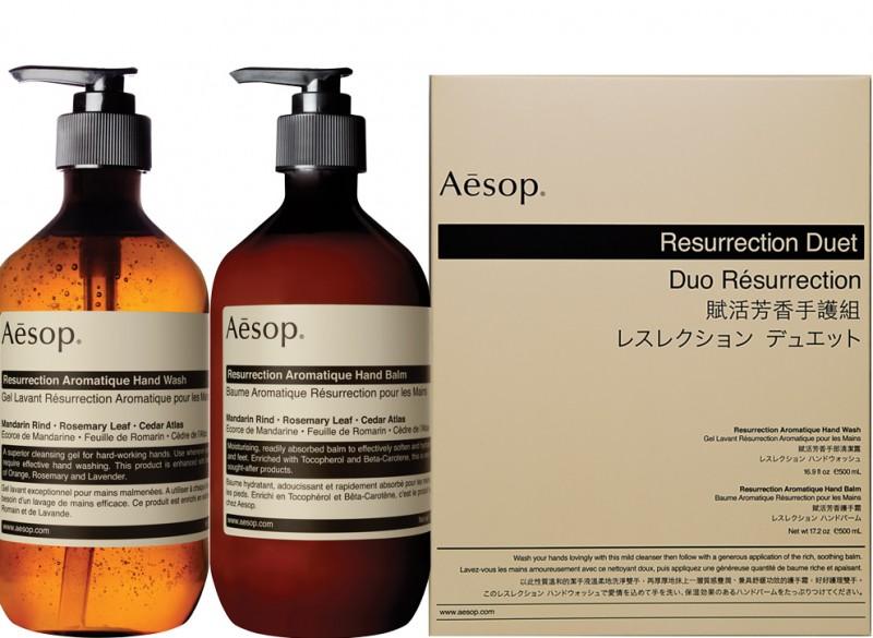 Natura adquire 100% da marca australiana Aesop