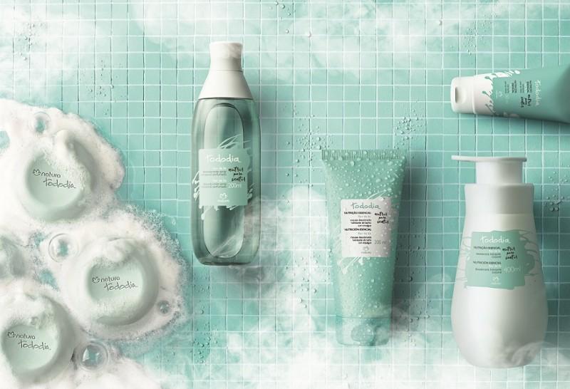 Natura expande linha Tododia com nova família de produtos