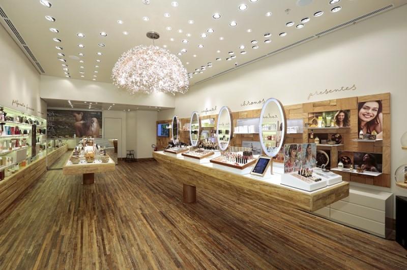 Natura inaugurará primeira loja física no Rio de Janeiro