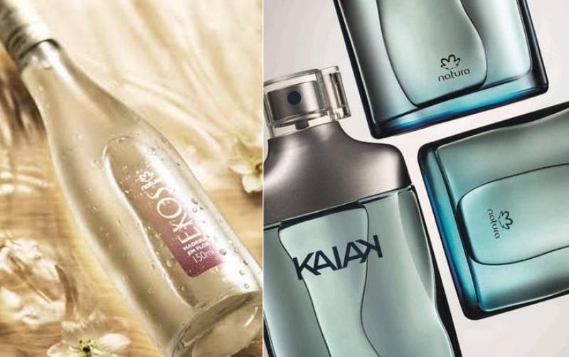 Natura incorpora vidro reciclado p�s-consumo � sua linha de perfumaria