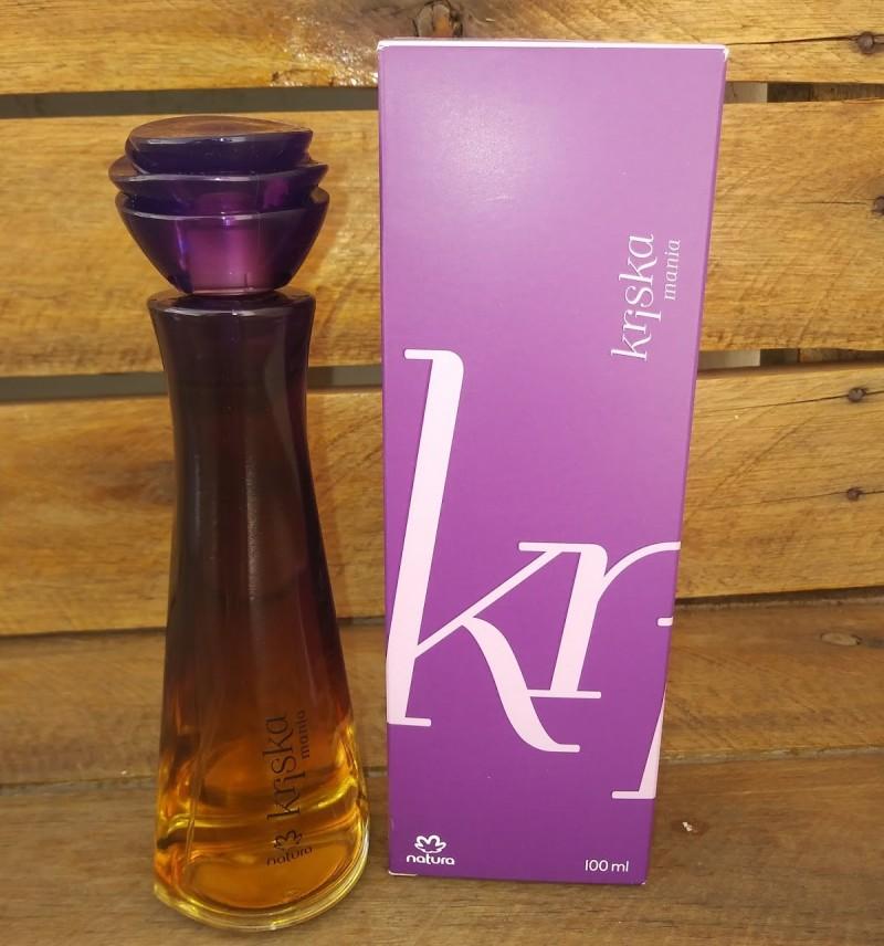 Natura lança nova fragrância para linha Kriska