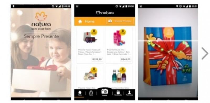 Natura lança aplicativo com tecnologia inédita que integra experiência de compra física e digital