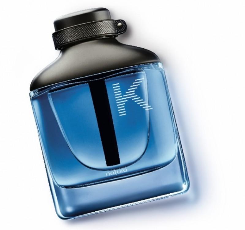 Natura lança K, o deo parfum de Kaiak