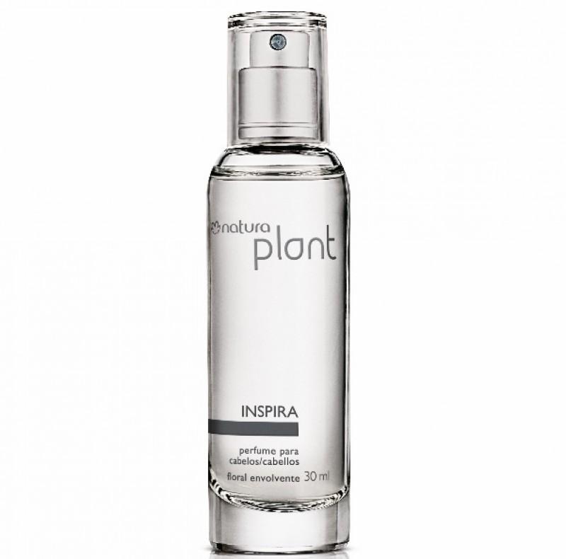 Natura Plant lança novo perfume Inspira para cabelo