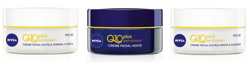 NIVEA completa a linha Q10 Plus Antissinais com CC Cream