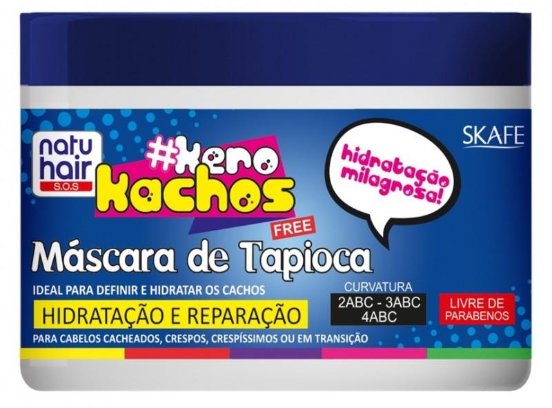 Nova Máscara de Tapioca da Kero Kachos