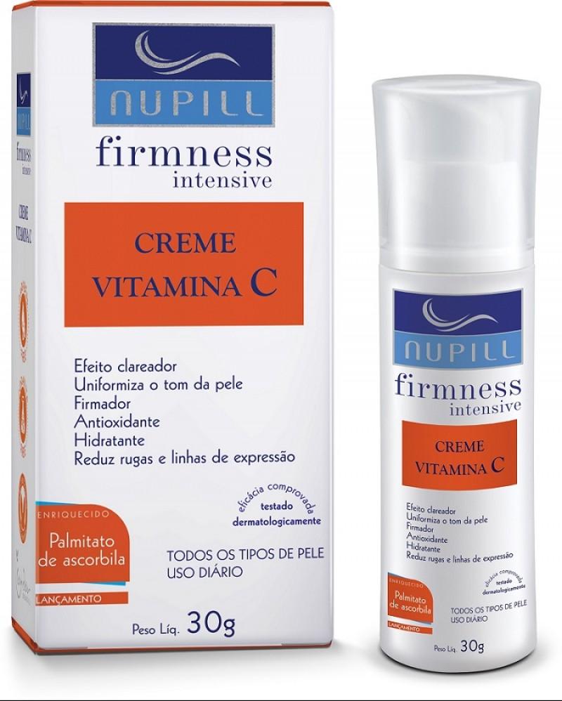Nupill lança novo produto para linha Firmness Intensive com propriedades de vitamina C