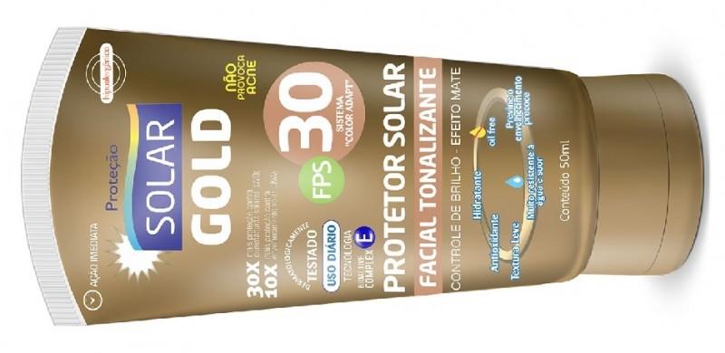 Nutriex apresenta protetor solar facial tonalizante efeito mate