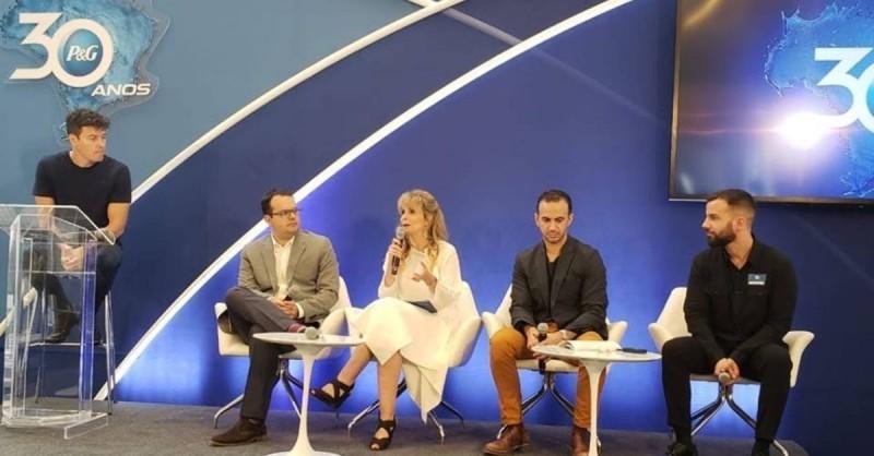 P&G realiza evento, apresenta novidades e anuncia novo centro de inovação no Brasil para 2019