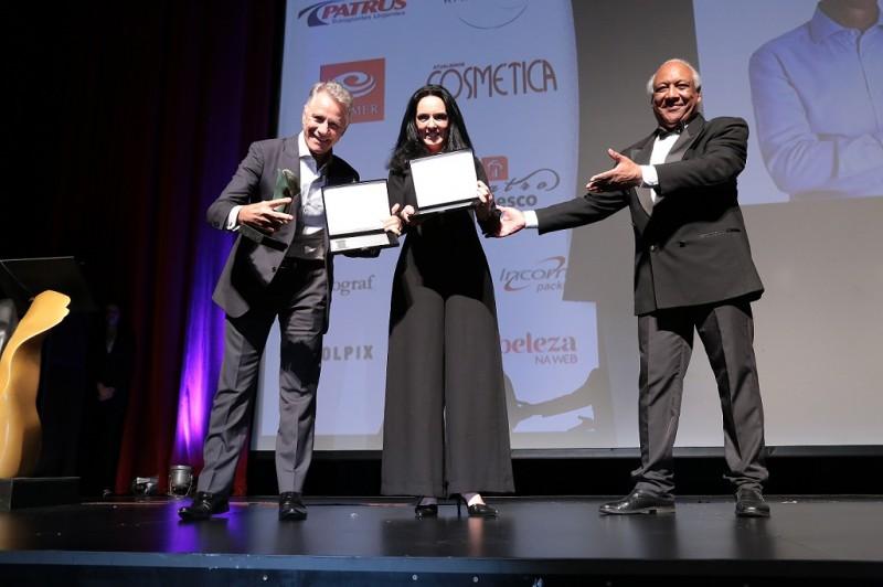PAC 2018: Luiz Felipe e Gisela Rauen, fundadores da Racco, entram para o Hall da Fama do Prêmio Atualidade Cosmética