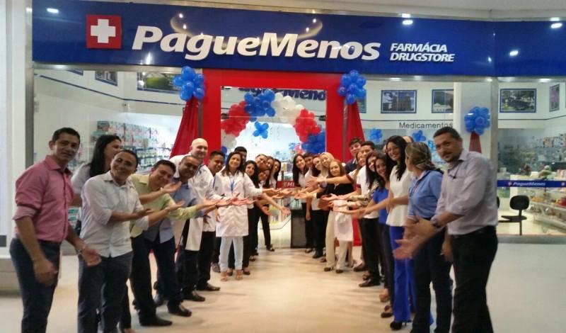 Pague Menos fechou 2015 com 102 novas drogarias inauguradas e projeta 120 novas lojas em 2016