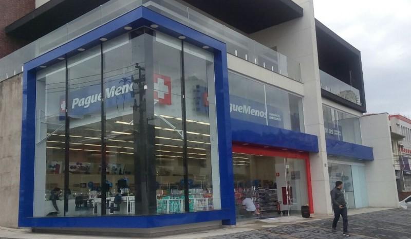 Pague Menos segue com seu crescimento orgânico pelo País e outras ações lucrativas