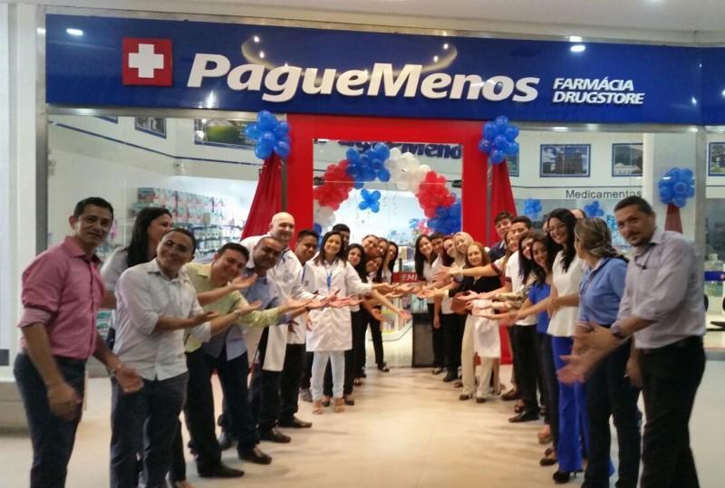Pague Menos tem desempenho positivo apesar de crise no país