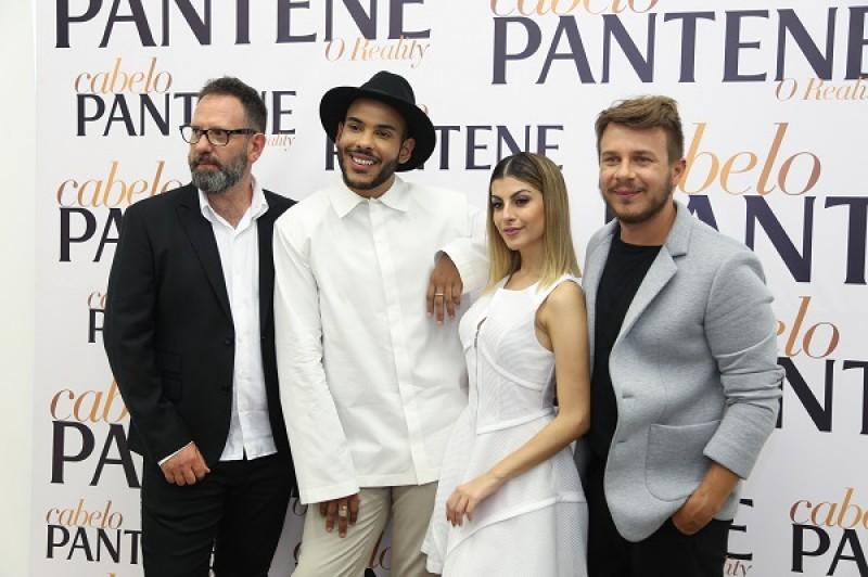 Pantene faz tour guiado pela casa de seu novo reality
