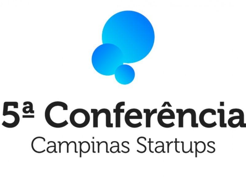 Participe da 5ª Conferência Campinas Startups