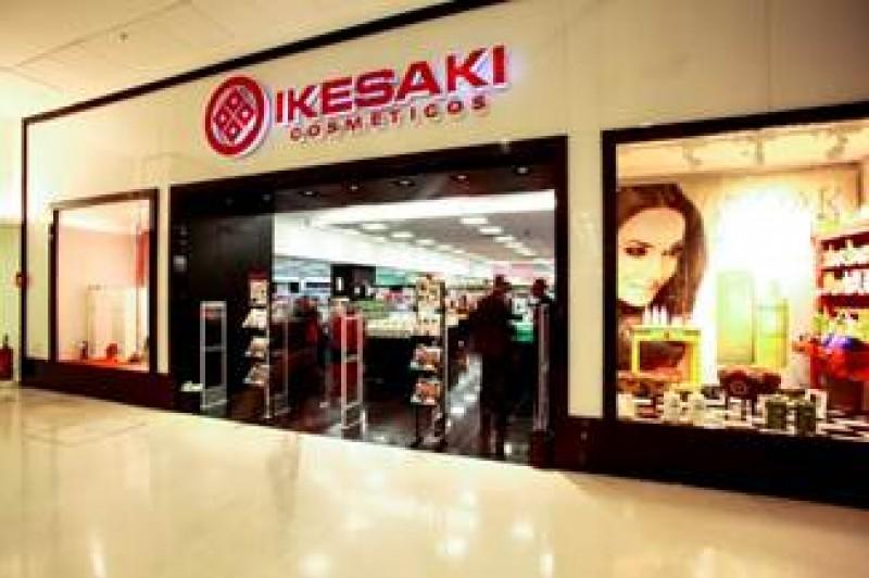Pesquisa elege Ikesaki como melhor loja de cosm�ticos de S�o Paulo