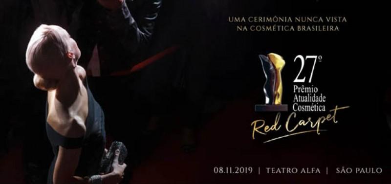 Prêmio Atualidade Cosmética divulga os primeiros finalistas de 2019