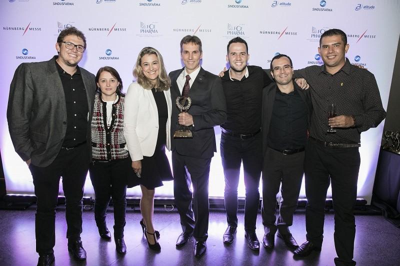 Prakolar SATO recebe reconhecimento no Prêmio Sindusfarma 2017