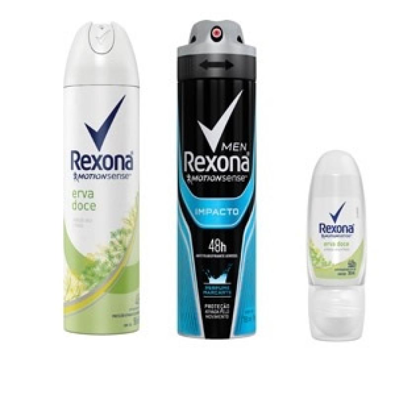 Rexona lança antitranspirantes especialmente para o mercado nordestino