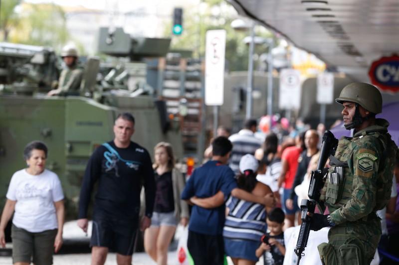 Rio de Janeiro: O lado feio do Rio