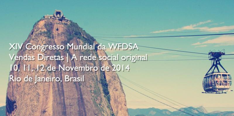 Rio de Janeiro recebe o Congresso Mundial de Venda Direta