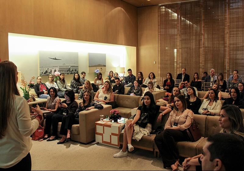 Robertet reuniu clientes para evento inédito no Brasil