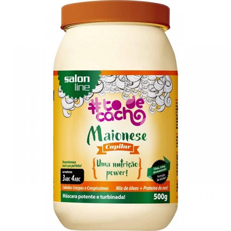 Salon Line lança Maionese Capilar