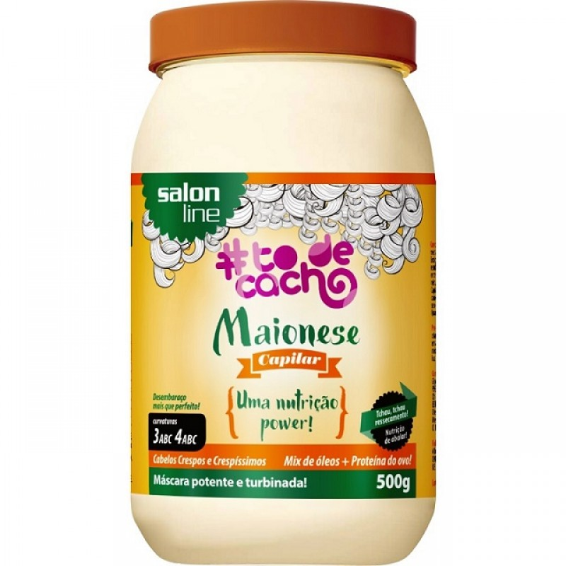 Salon Line lan�a Maionese Capilar