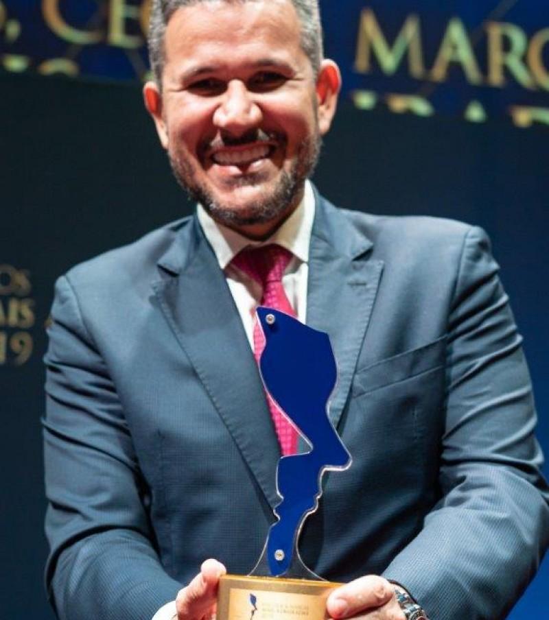 Sandro Rodrigues, da Hinode, é eleito o CEO mais admirado em prêmio do setor de RH